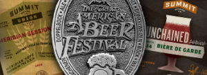 Silver Medal from GABF