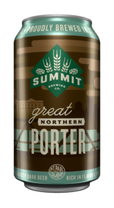 Summit Great Northern Porter 12oz Can Mock-Up