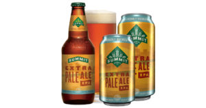 Summit Extra Pale Ale Pour & Packages