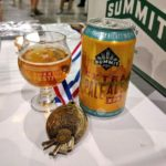 Summit Extra Pale Ale with GABF Gold Medal