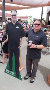 Summit Brewing Company's Founder and President Mark Stutrud at Minnesota State Fair