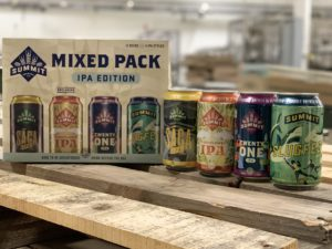 Mixed Pack IPA Edition 12pk with Saga IPA, Elderflower IPA, Twenty-One IPA and Slugfest Juicy IPA