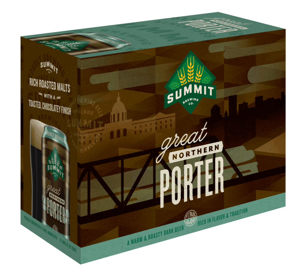 Great Northern Porter 12pack of 12oz cans