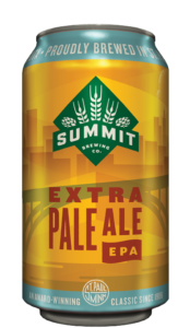 Summit Extra Pale Ale 12oz Can found in 6-and-12pks and the Mixed Pack Best Of Edition