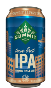 Summit True Brit IPA 12oz Can found only in the Mixed Pack Best Of Edition variety pack