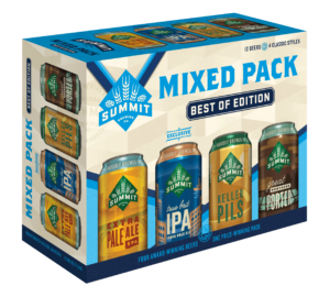 Summit Mixed Pack Best Of Edition Mock-Up